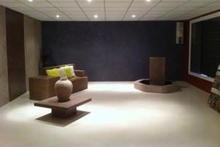 workshop beton ciré - kantoor